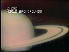 space 1999 pilot - saturn a