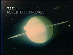 space 1999 pilot - saturn b