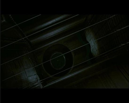 The surface door opens -