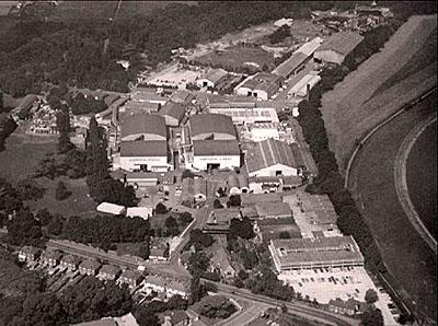 Shepperton Studios, circa 1970's.