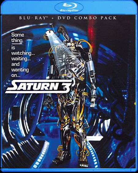 Saturn 3 blu-ray front
